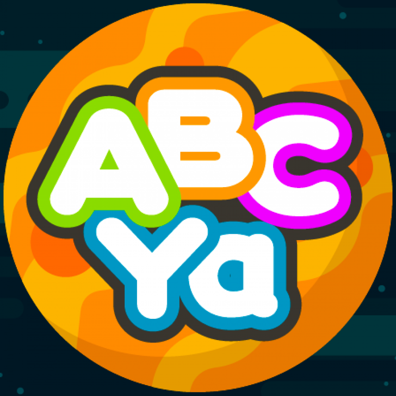 ABCYa Letter Bubble ABC Order